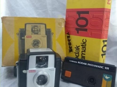 Câmera Kodak 101 E Rio 400 Relíquia