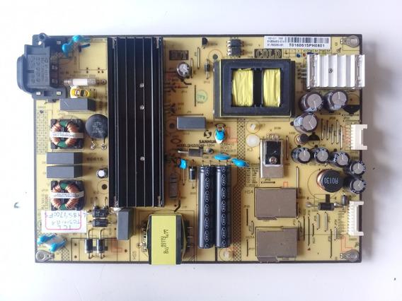 Placa Da Fonte Da Toshiba Mod.l48s4700fs Garantia De 90 Dias
