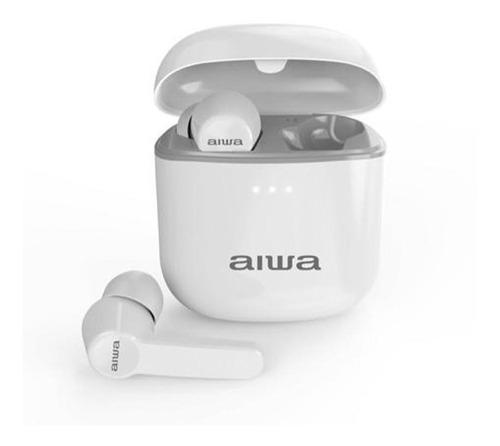 Imagen 1 de 1 de Aiwa Audífono Inalámbrico Bluetooth Aw 8 - Phone Store