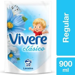 Suavizante Ropa Vivere Clasico Doypack 900ml