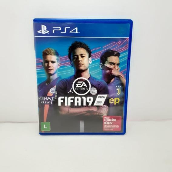 Jogo Fifa 19 Ps4 Original