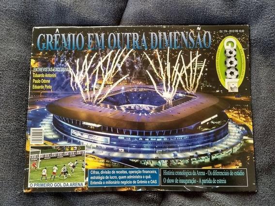 Revista Goool Especial Inauguração Arena Do Grêmio Excelente