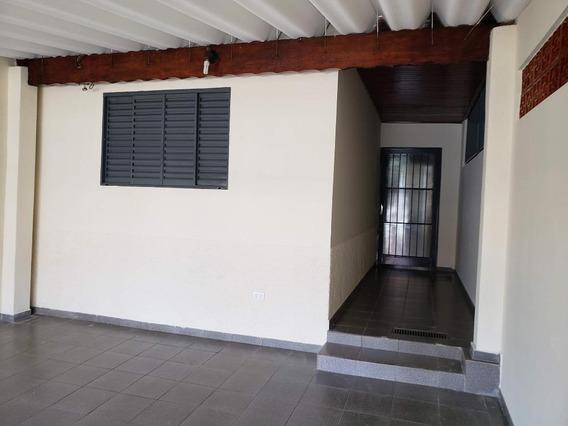 Casa Com 2 Dormitórios Para Alugar, 100 M² Por R$ 1.100/mês - Jardim Geriva - Santa Bárbara D