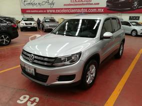 Volkswagen Tiguan 2.0t Native Aut 2012