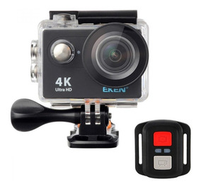 Camera Eken Esporte Ação H9r 4k Ultra Hd Remote Wifi