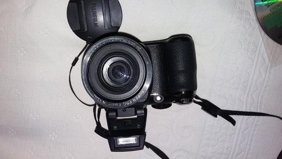 Camera Fujifilm 14 Megapixels 2 Carregadores Cd De Instalaça