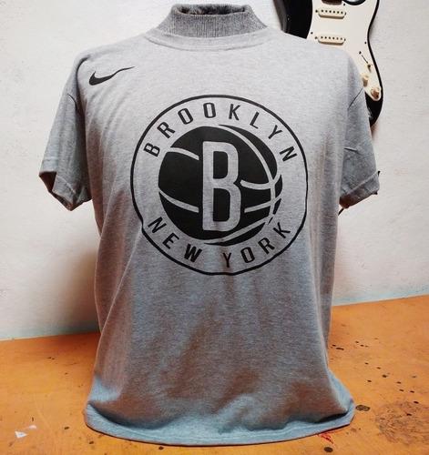Franelas Kevin Durant Nba Ny Nets Brooklyn 7 Nike Kyrie 11