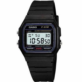 Relógio Do Presidente Casio Digital Preto A Prova D