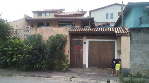 Casa Residencial À Venda, Centro, Mairiporã. - Ca0151