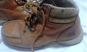 Zapatos De Seguridad Caterpillar Originales Punta De Hierro