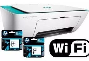 Impressora 3 Em 1 Hp 2675 Frete Grátis Cartucho Grátis Wifi