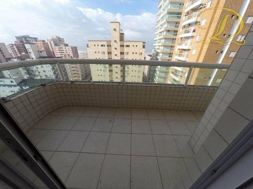 Imagem 1 de 29 de Apartamento Com 2 Dormitórios À Venda, 80 M² Por R$ 400.000,00 - Tupi - Praia Grande/sp - Ap4459