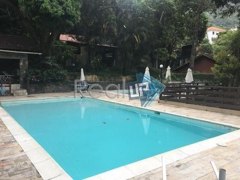Apartamento Com 2 Quartos Para Comprar No Cosme Velho Em Rio De Janeiro/rj - 10756