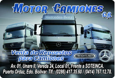 Turbo Iveco Mercedes Benz Ford Chevrolet