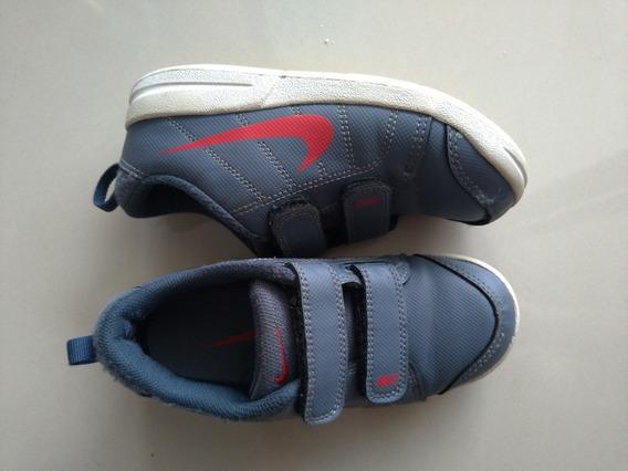 Tênis Nike Pico Tam: 28 - Cinza