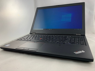 Lenovo Workstation P52 I7-8850h 32gb 512ssd Fhd Quadro P1000
