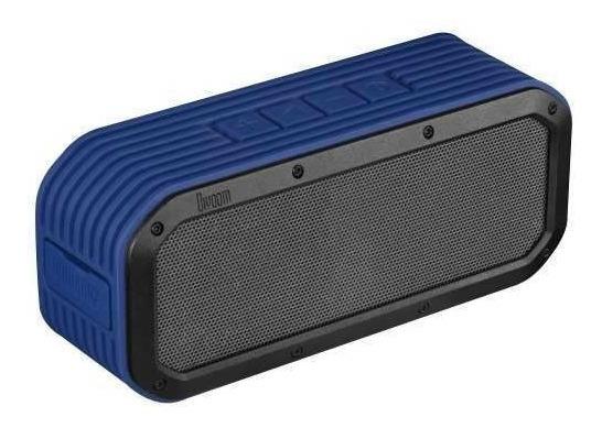 Caixa De Som Bluetooth Divoom Voombox Outdoor 15w - Azul
