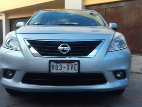 Nissan Versa 2012 Advance