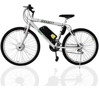 Bicicleta Elétrica Teccity Motor350w Dianteiro 10ah