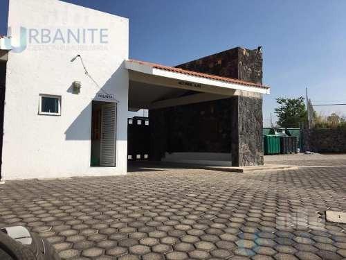 Casa En Condominio - Fraccionamiento Lomas De Cocoyoc