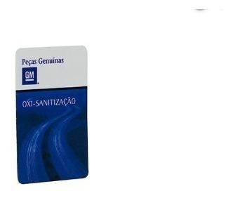 Cartão De Oxisanitização Gm