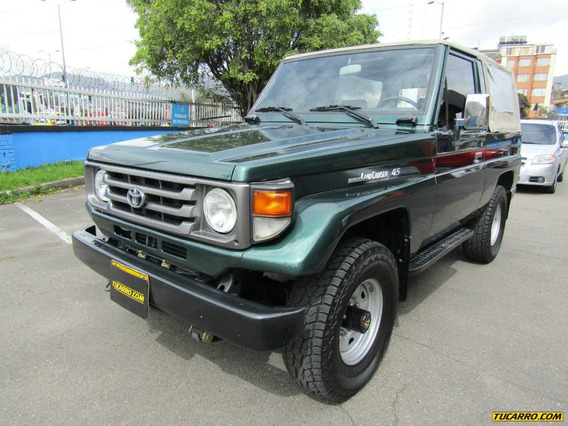Toyota Land Cruiser Carpado