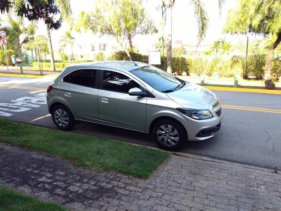 Onix 2015 Impecável - 2o Dono-carro De Família - Baixa Km