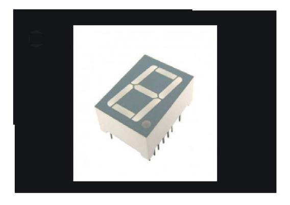 Display Led 7 Seg.- Wcn1-1039sr-c21 - Kit 100 Pçs