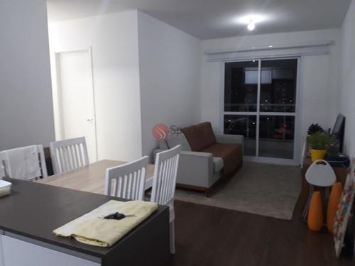 Belíssimo Apartamento A Venda Nos Altos Da Vila Carrão Com 84 M².  - Af22898