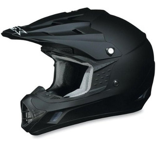 Casco Afx Fx-17 Unisex-adulto-off-road-casco-estilo Negro P