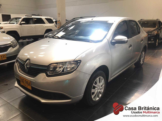 Renault Logan Expression Automatico 4x2 Gasolina