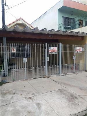 Casa Residencial Para Venda E Locação, Vila Anastácio, São Paulo. - Ca0263