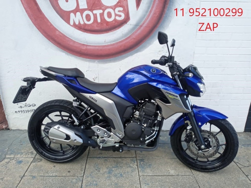 Yamaha Fazer 250 2021 Azul