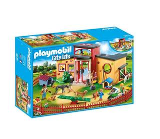 Playmobil 9275 Hotel De Mascotas