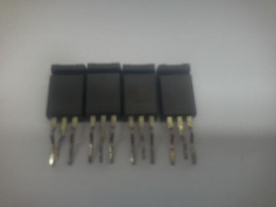 Transistor U9nc80 Original Lote 4 Peças