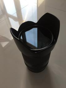 Lente Sony 18-200mm F3.5 - 6.3 E-mount + Filtro Polarizado