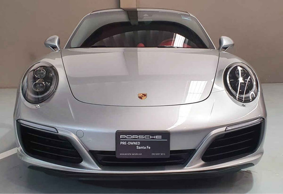 Porsche 911 2017 2p Carrera S Coupe H6/3.0/t Man