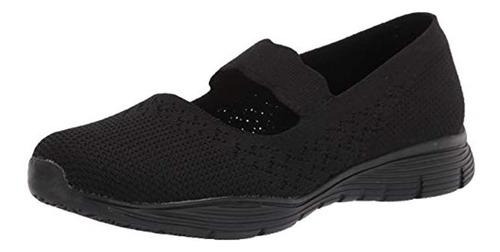 Zapatos Planos De Mujer Skechers Mary Jane