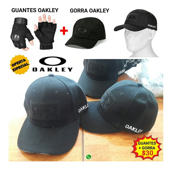 Oferta Guantes Oakley + Gorra Oakley Importados Garantía