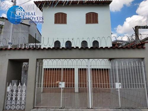 Venda Sobrado São Paulo Jardim São José (zona Norte) - S80