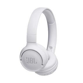 Fone Jbl T500bt Bluetooth Headphone Jbl T500 Branco