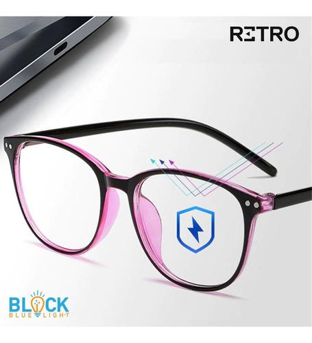 Retro® Afrodita 51°18mm Gafas Antiblue Original Pc® Descanso