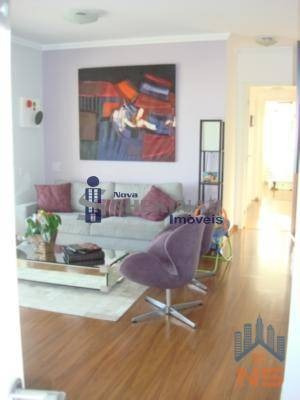 Apartamento Residencial Chácara Santo Antônio (zona Sul), São Paulo - Ap8179. - Ap8179