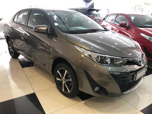 Toyota Yaris Xls Connect Sed. 1.5 Flex 16v 5p Aut.