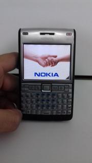 Celular Nokia E61 I Chip Oi E Tim - Com Caixa E Acessorios