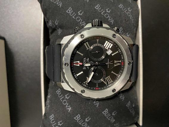 Relógio Bulova 98b127 - Caixa 44mm - Frete Grátis!