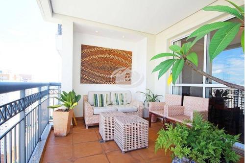 Cobertura Com 4 Dormitórios À Venda, 333 M² Por R$ 3.795.000 - Vila Leopoldina - São Paulo/sp - Co0769