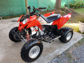 Polaris Outlaw 525 Irs Ktm No Raptor Yfz 450 Honda Trx 700