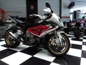 Bmw S 1000 Rr 2014 Vermelha