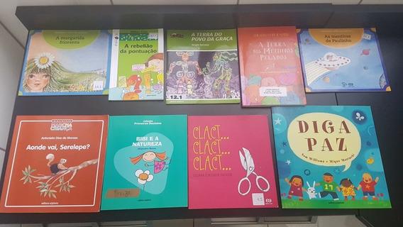 + De 30 Livros Literatura Infantil -do Jardim A 4a Séria